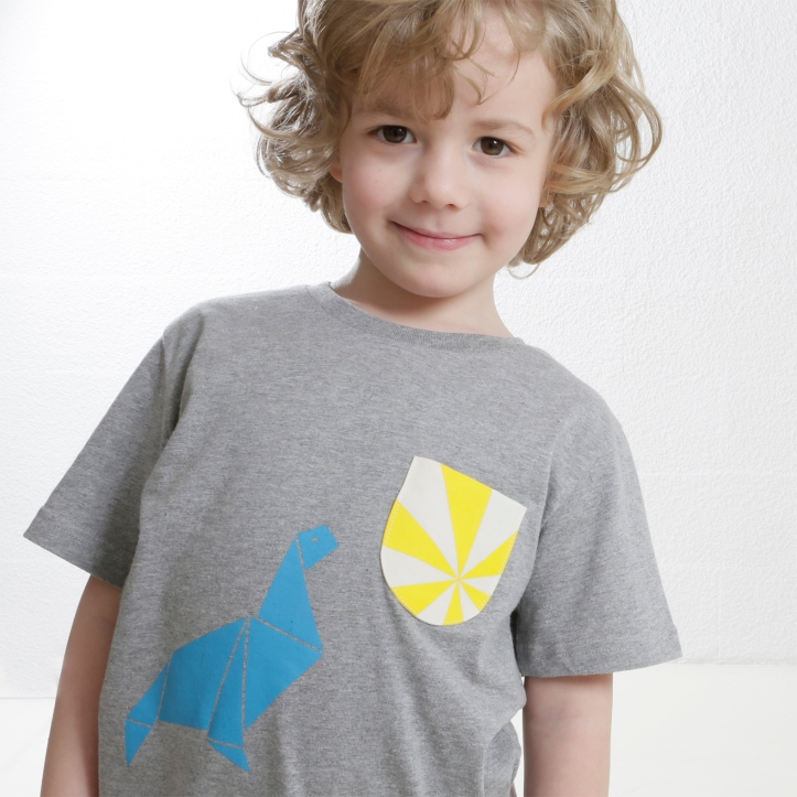 Seehund Tier-Shirt Kinder