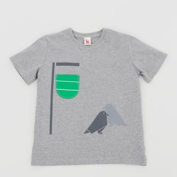Tauben Tier-Shirt Vorne