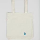 marke k - Seehund Tasche - Hinten