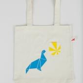 marke k - Seehund Tasche - Vorne
